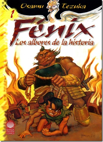 15-11-2010 - Fnix de Osamu Tezuka