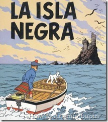 P00007 - Tintn  - La isla negra.howtoarsenio.blogspot.com #6