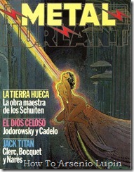 P00040 - Metal Hurlant #40
