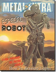P00050 - Metal Hurlant Extra #3