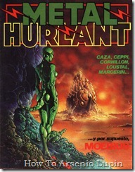 P00008 - Metal Hurlant #8