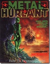 P00008 - Metal Hurlant #8