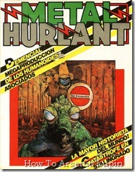 P00005 - Metal Hurlant #5