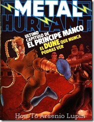 P00033 - Metal Hurlant #33