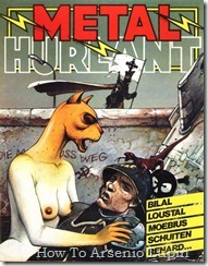 P00010 - Metal Hurlant #10