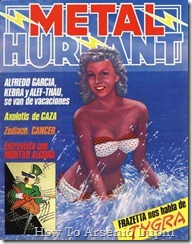 P00017 - Metal Hurlant #17