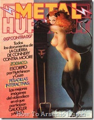 P00020 - Metal Hurlant #20