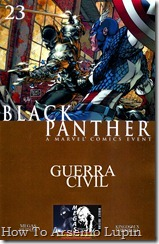 Civil War - 76 - Black Panther 23