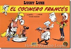 Lucky Luke - Relatos cortos - El Cocinero Francés (2003)