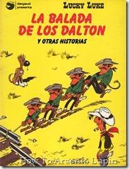 Lucky Luke 55 - La balada de los Dalton