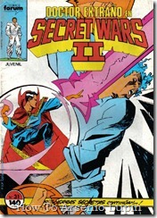 P00019 - Secret Wars II #31