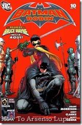 2011-01-11 - El regreso de Bruce Wayne