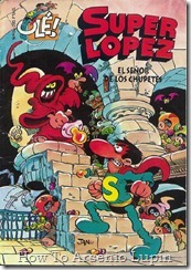 P00005 - Superlopez #5
