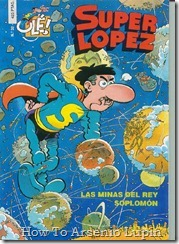 P00032 - Superlopez #32