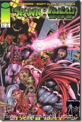 P00002 - Spawn Vs Wildcats #4