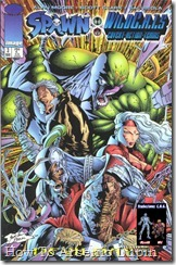 P00003 - Spawn Vs Wildcats #4