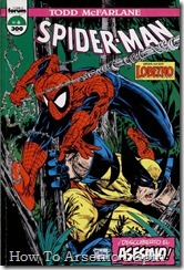 P00006 - Spiderman - Todd Mcfarlane #6