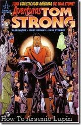 P00006 - Las Aventuras de Tom Strong #15
