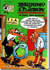 P00114 - Mortadelo y Filemon  - Los demas #114