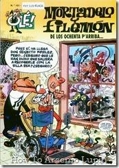 P00151 - Mortadelo y Filemon  - De los ochenta p arriba.howtoarsenio.blogspot.com #151