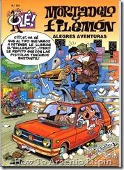 P00131 - Mortadelo y Filemon  - Alegres aventuras.howtoarsenio.blogspot.com #131
