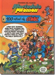 P00134 - Mortadelo y Filemon 134 -  años de comic.howtoarsenio.blogspot.com #100
