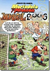 P00175 - Mortadelo y Filemon  - Mundial .howtoarsenio.blogspot.com #175