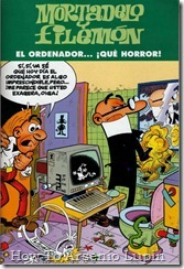 P00161 - Mortadelo y Filemon  - El ordenador #161