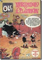 P00028 - Mortadelo y Filemon Otros #86