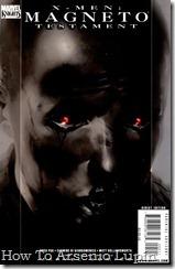 P00005 - Magneto Testament #5