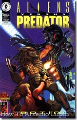 Aliens vs Predator - Botn