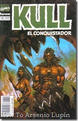 P00015 - Kull el conquistador #15