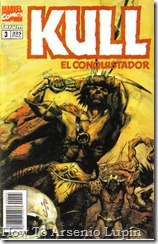 P00003 - Kull el conquistador #3