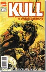 P00003 - Kull el conquistador #3