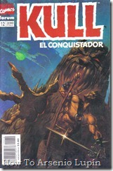 P00012 - Kull el conquistador #12
