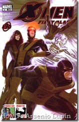 P00007 - X-Men First Class v2 #6