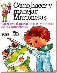 P00012 - Como hacer - Y manejar marionetas