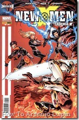 P00014 - New X-Men Academy #14