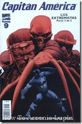P00009 - Capitán América v5 #3
