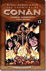 P00013 - Las Crónicas de Conan  - Sombras Susurrantes.howtoarsenio.blogspot.com #13