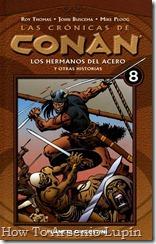 P00008 - Las Crónicas de Conan  - Los Hermanos del Acero.howtoarsenio.blogspot.com #8