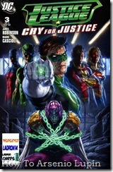 P00003 - JLA - Cry For Justice #7