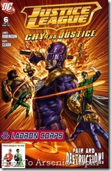 P00006 - JLA - Cry For Justice #7