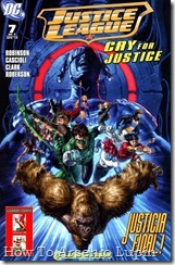 P00007 - JLA - Cry For Justice #7