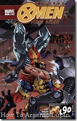 P00007 - Uncanny X-Men First Class #7