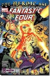 P00028 - Fantastic Four #580