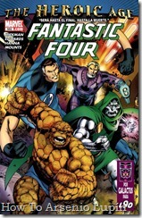 P00030 - Fantastic Four #582