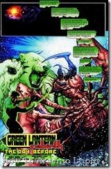 P00084 - 083 - Green Lantern Rebirth #0
