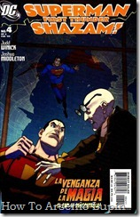 P00204 - 201 - Superman Shazam - First Thunder #4