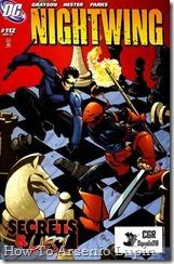 P00303 - 295 - Nightwing #112